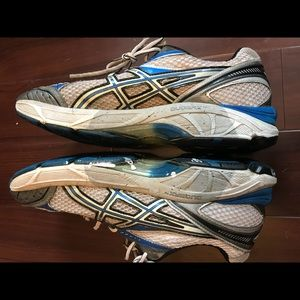 Asics Shoes - ASICS GT-2160 Mens Running Shoes Size 9.5 T104N